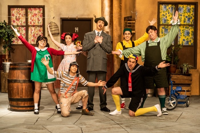 chaves tributo musical