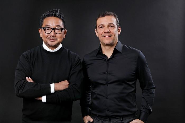 Erh Ray e José Boralli