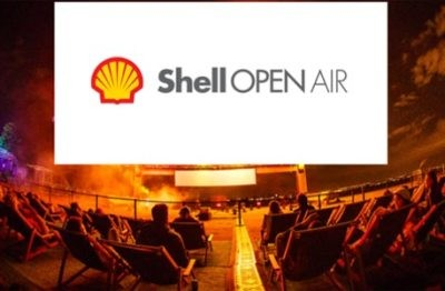 shell open air