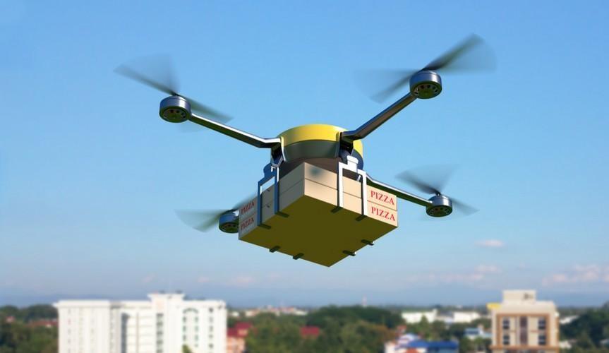 ifood drones