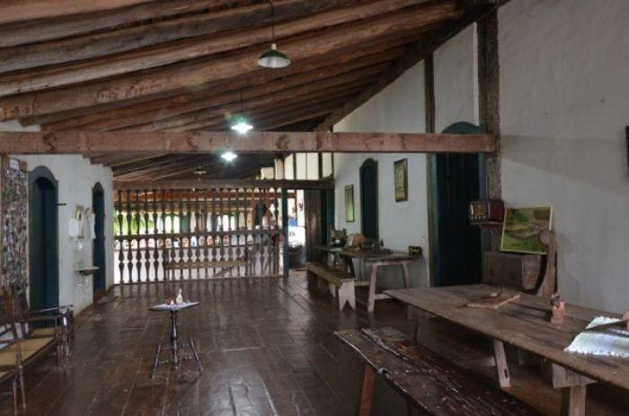 interior fazenda babilônia