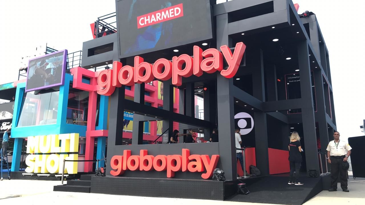 globoplay no rir