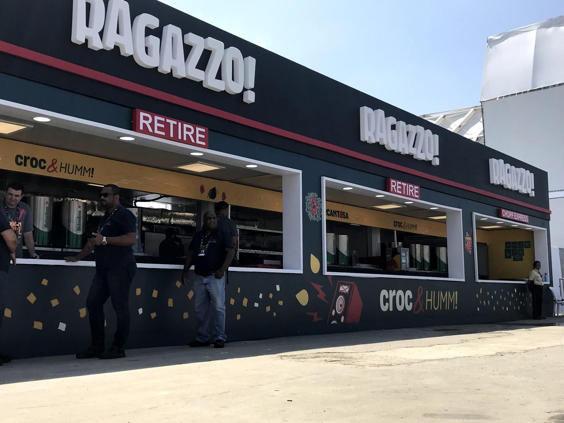 Ativação Ragazzo