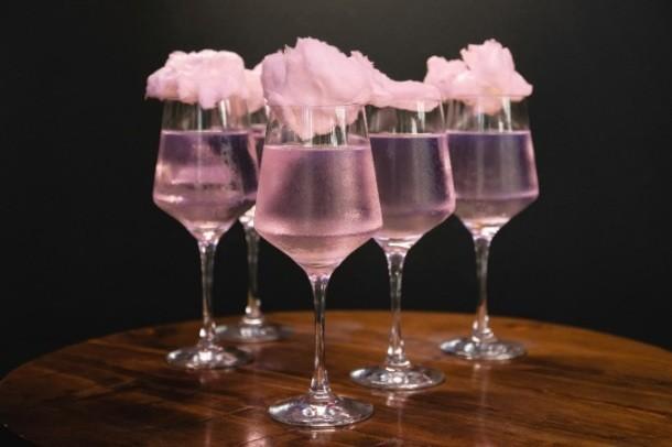 drinks do bem outubro rosa