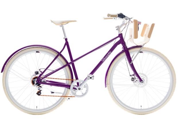 bike com cápsulas da nespresso