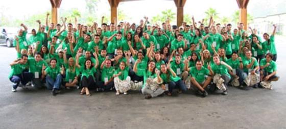 Equipe Vivo Merchandising.
