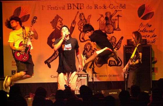 I Festival BNB do Rock Cordel.