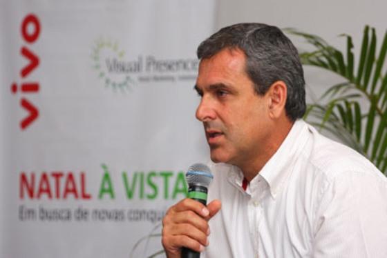 José Roberto, técnico da Seleção Brasileira de Vôlei.