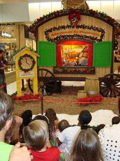 Teatro de Marionetes (Foto: Manuela Malta).