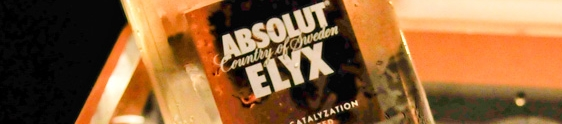 Absolut Elyx marca presença no Baile da Vogue