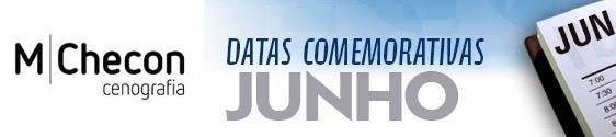 Datas comemorativas de Junho