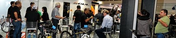 Começa hoje a Brasil Cycle Fair 2014