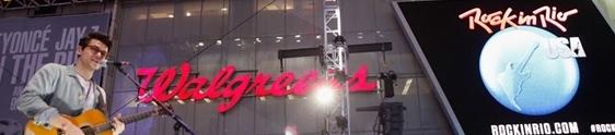 Rock In Rio-USA divulga atrações em evento na Times Square
