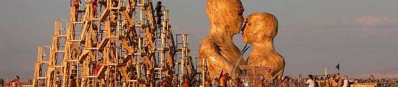 Burning Man aquece ainda mais o deserto de Nevada