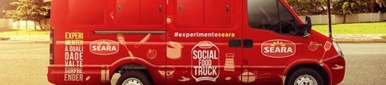Seara lança o primeiro Social Food Truck