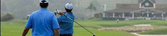 Bradesco patrocina torneio beneficente de Golfe
