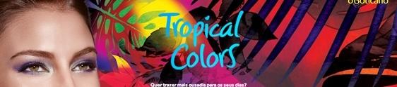 O Boticário ativa linha Tropical Colors com Oculus Rift