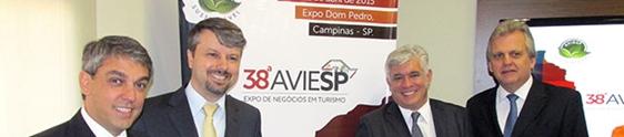 Organizadores da 38ª Aviesp Expo anunciam novidades