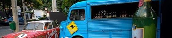 Uniland inova com primeiro Beer Truck do Brasil