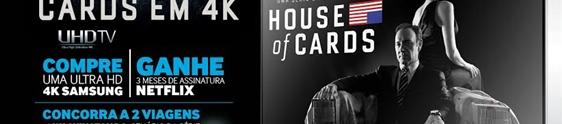 Bullet assina promo da Samsung e Netflix