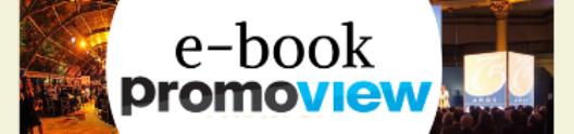 E-book: 10 lugares incríveis para organizar eventos