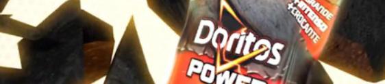 Doritos Power chega aos pontos de venda do Brasil