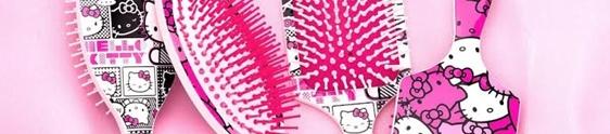 Linha de escovas da Hello Kitty é a novidade da Ricca