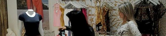 Mauá Plaza se tranforma em revista viva de moda