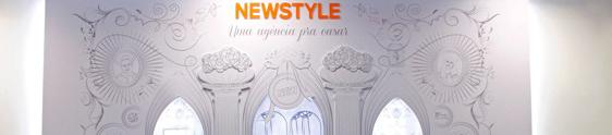 NewStyle transforma recepção em altar