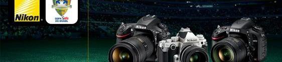 """Nikon coloca em ação o """"Eu Sou o Melhor em Campo"""""""