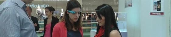 Grupo Projeto usa óculos interativo em ação do Pontofrio