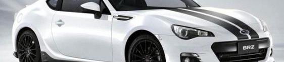 Subaru Austrália lança edição especial do BRZ
