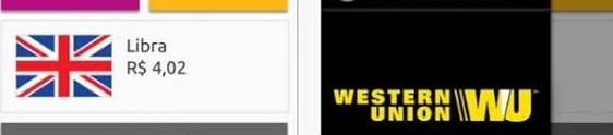 Western Union lança aplicativo para clientes de câmbio