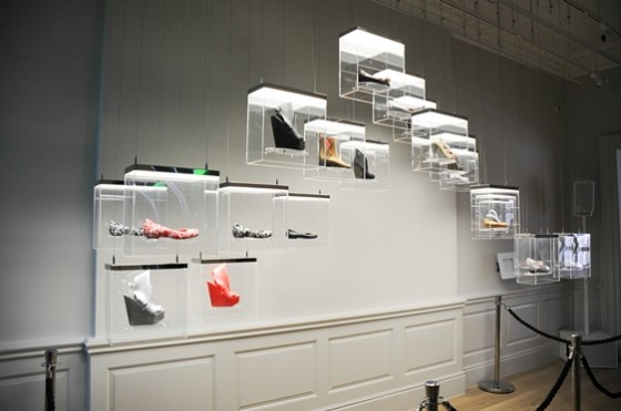 Galeria Melissa London opening party at Covent Garden, London, Britain on 9 Oct 2014