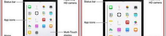 """Apple deixa vazar de forma """"acidental"""" os novos iPads"""