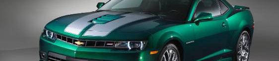 Internautas vão escolher o nome do novo Camaro