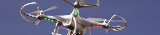 Segurança de shoppings são reforçadas com drones