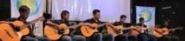 Integrantes - Orquestra violões Encantados_d