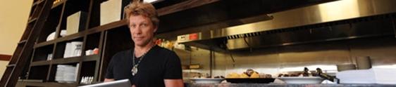 Jon Bon Jovi cria restaurante comunitário na Filadélfia