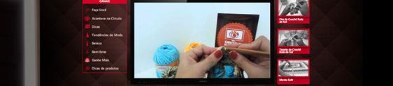 Círculo S.A cria TV on-line para interação com consumidor