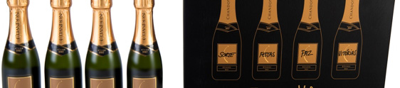 Chandon apresenta o pack Wish List