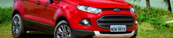 Ford apresenta aplicativo do EcoSport para Facebook
