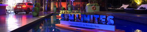 Balada da Mercedes-Benz: Veja as imagens