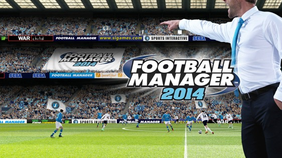 game football-manager-2014