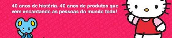 Sanrio apresenta Museu On-line da Hello Kitty