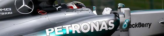 Puma amplia parceria com Mercedes AMG Petronas