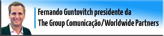 Guntovitch conquista Empresário Promo do Ano em SP