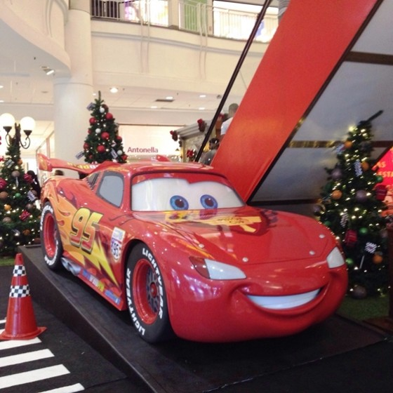 NorteShopping - Magia de Natal - Princesas Disney (McQueen)