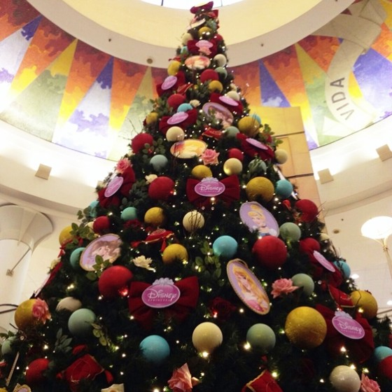 NorteShopping - Magia de Natal - Princesas Disney e Carros (3)