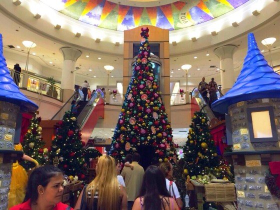 NorteShopping - Magia de Natal - Princesas Disney e Carros (4)